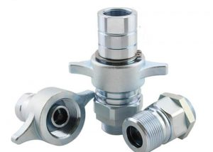 ZJ-LC-Wing Nut Couplings